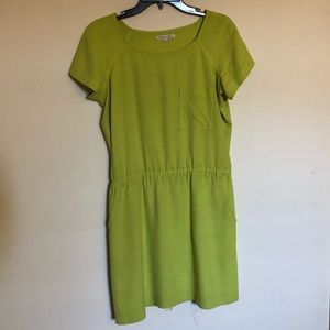Madewell Broadway & Broome dress with pockets